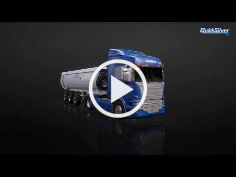 QuickSilver® Truck Liners Promo Quadrant EPP