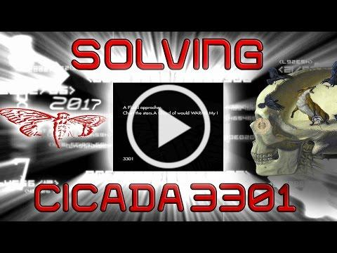 Solving The Cicada 3301 2017 Puzzle   PART 1   The Internet's Most Complex Puzzle