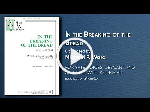 In The Breaking of the Bread | Michael Ward
