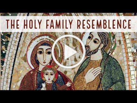The Holy Family Resemblance, with Deacon Matt Newsome