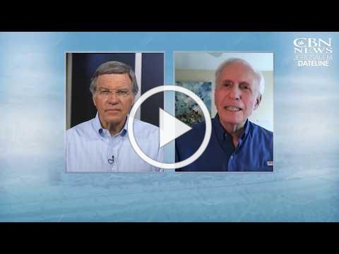 Coronavirus PROPHECY Update | Sid Roth Interview in Jerusalem