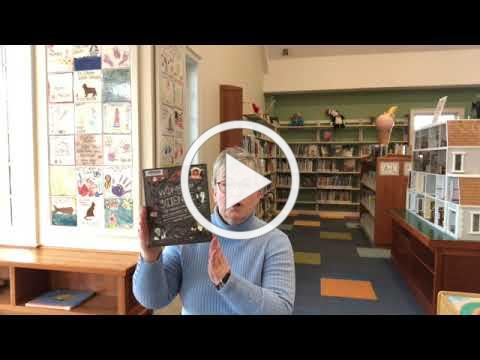 Osterville Village Library First Chapter Fridays kids book Women in Science by Rachel Ignotofsky
