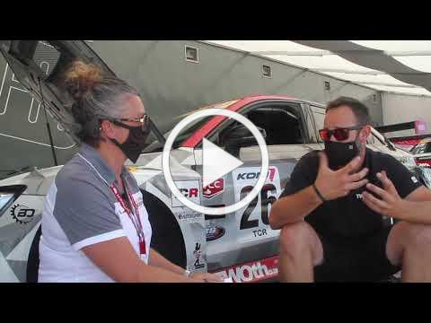 Return to racing in Canada Interview with Travis Hill and Tiffany Lodder
