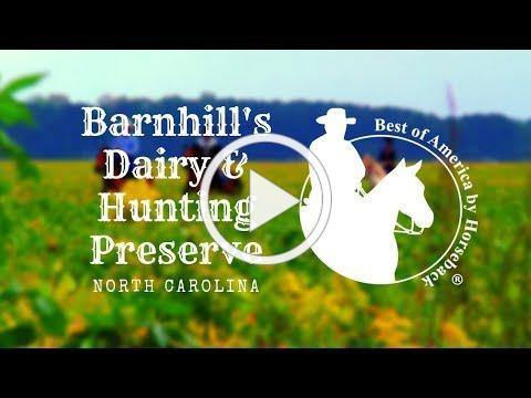 Barnhill's Dairy, NC