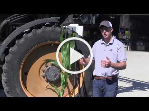 Managing Nitrogen and Maximizing Yield Potential With Yield 360 Y-Drops