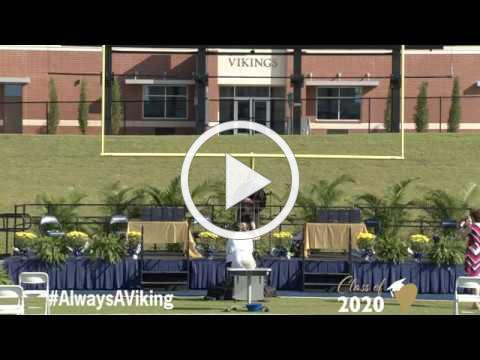 Spartanburg High School Commencement 2020