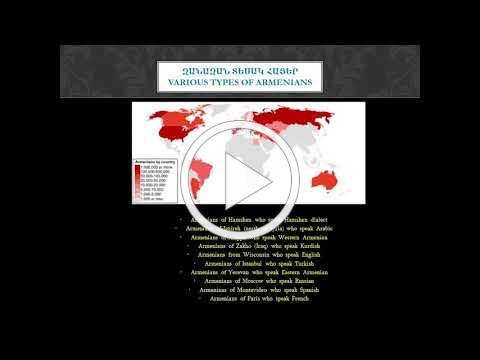 Siamanto Series II - Epi 1 - Why do we study Armenian?
