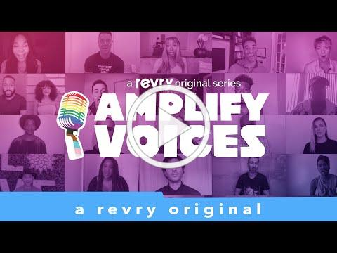 Amplify Voices | Promo
