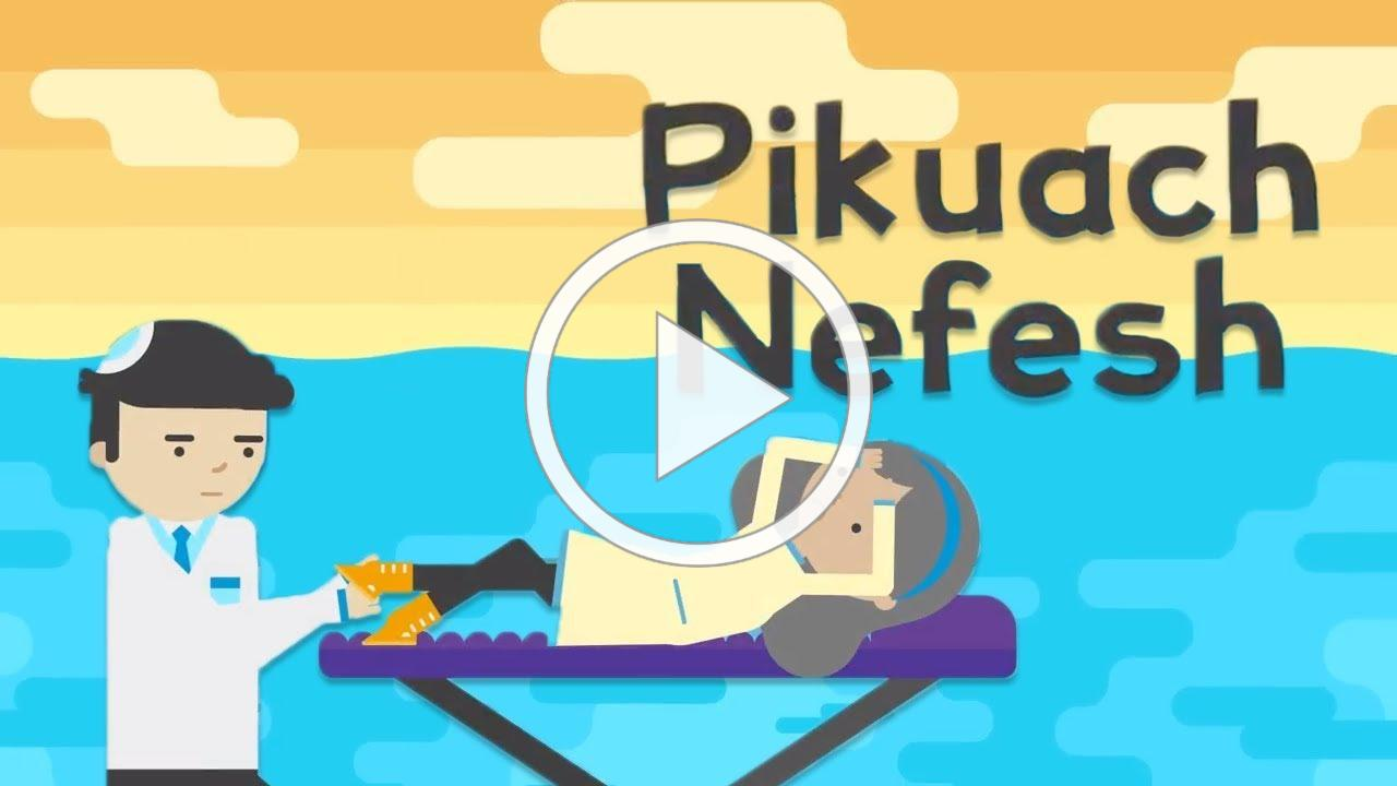 What is Pikuach Nefesh? Intro to Jewish Principle of Saving a Life