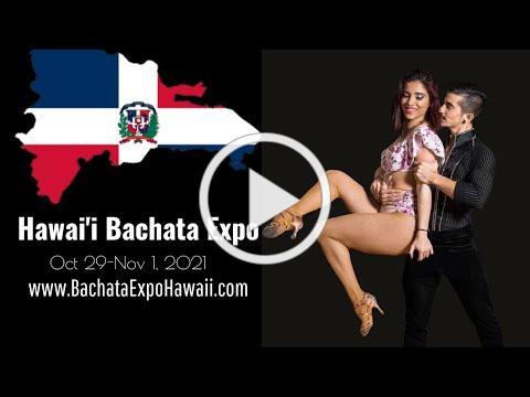 Reni & Alejandra will be at Hawaii Bachata Expo