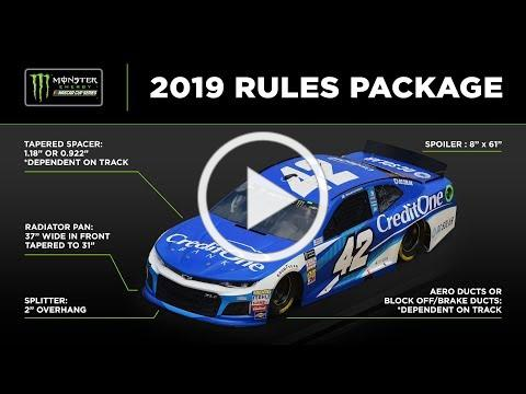TMS President Gossage Praises 2019 NASCAR Rules Package