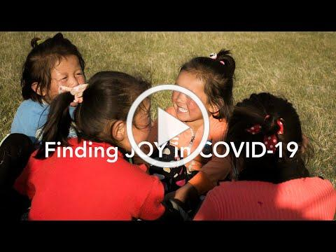 Finding Joy During COVID-19