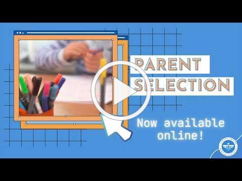 Parent Selection Form - Parent Connection - English