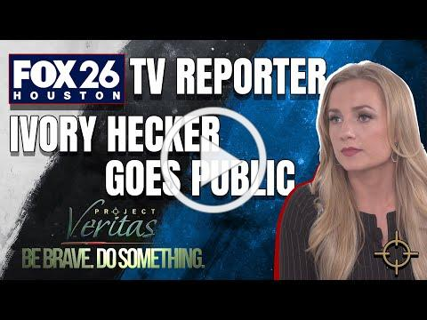 Fox 26 Reporter Ivory Hecker Releases Tape of Bosses; Sounds Alarm on 'Corruption' & 'Censorship'