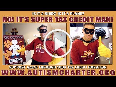 AZACS Super Tax Credit Man