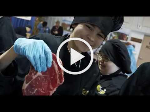LHS Culinary Plate Your Steak Contest
