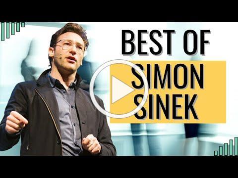Simon Sinek Top Leadership & Psychology Skills