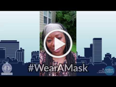 Wear A Mask | A Message from Councilwoman Devine