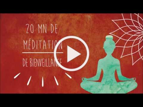 Méditation de la bienveillance 20mn
