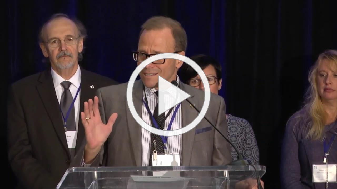 Dr. Paul Dann - 2019 Spirit of the Community Award Intro