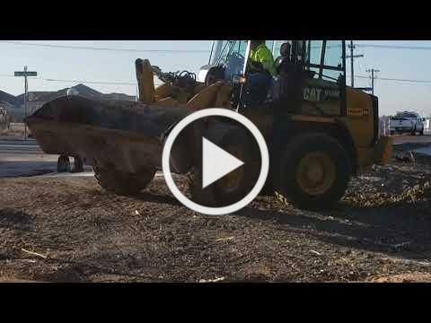 Old Goforth Road Construction Nearing Completion