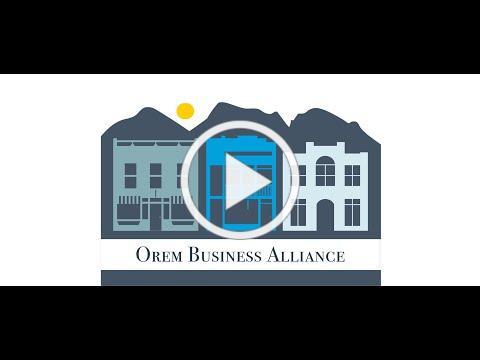 "Orem Business Alliance 7.21.2020 Webinar - ""Understanding Current Funding Assistance Programs"""