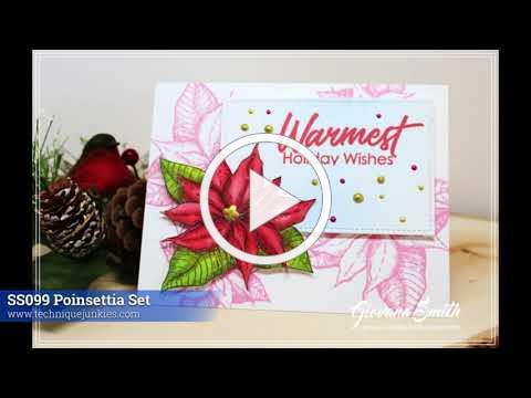 Technique Junkies - Best of: Christmas Cards