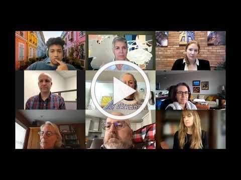 """""""Public Realm"""" Community Conversation, RR Lecture Series (Live Meeting, 5/5/21)"""