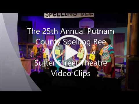 The 25th Annual Putnam County Spelling Bee (Video Clips)