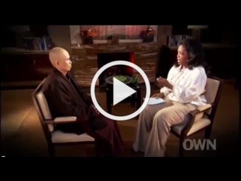Oprah Winfrey talks with Thich Nhat Hanh Excerpt - Powerful
