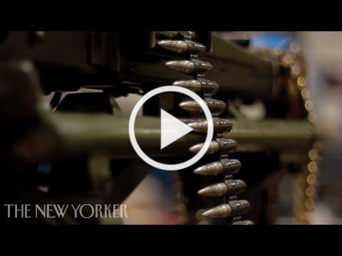 Evil and American Gun Control   The New Yorker Presents