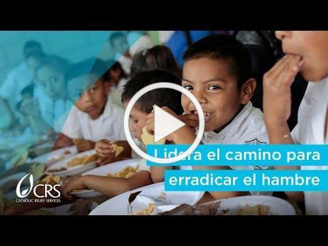 Lidera el camino para erradicar el hambre