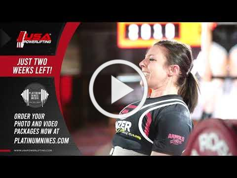 USA Powerlifting - Arnold 2020 Promo