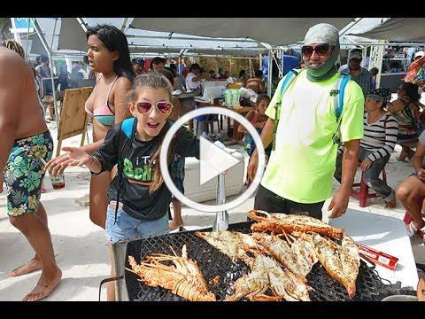 Lobsterfest Celebration Caye Caulker, Belize