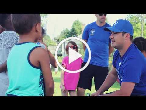 JP4 Foundation - Summer Baseball Camps