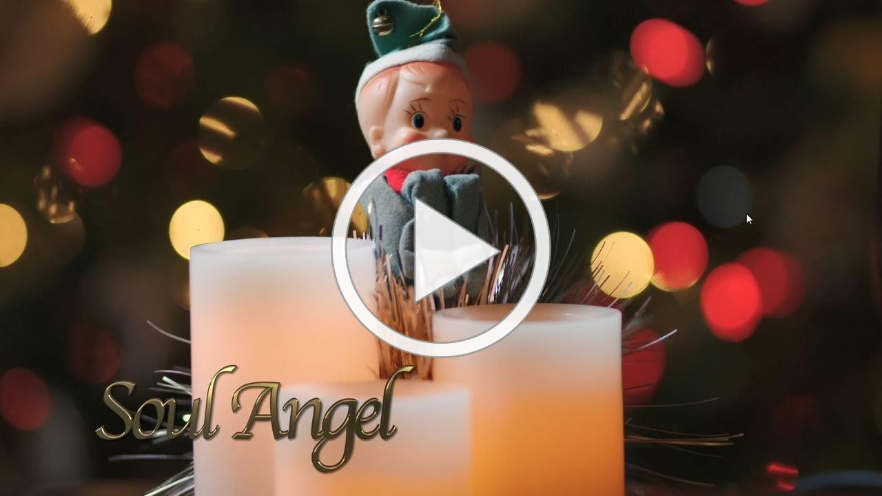 6 Weeks to Christmas: Soul Angel