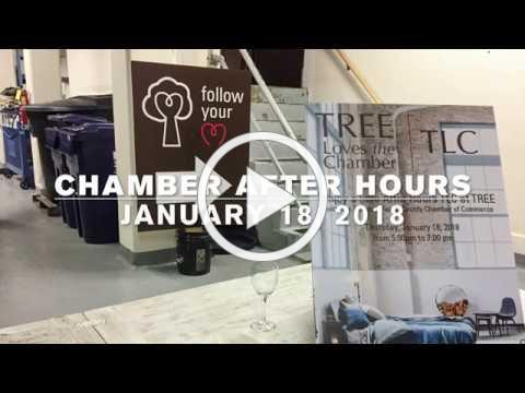 January 2018 - Chamber After Hours @ TREE (Recap)