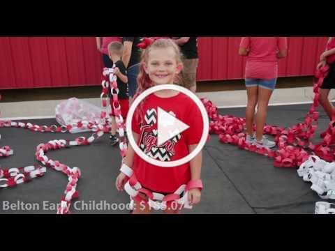 United Way Spirit Chain Kids Campaign 2019