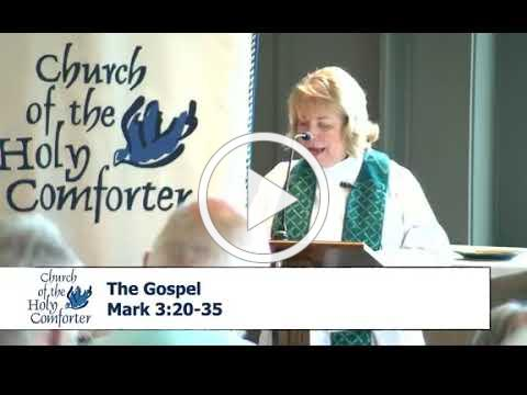 The Second Sunday of Pentecost, June 6, 2021
