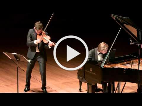 Schubert: Fantasy in C major for Violin and Piano