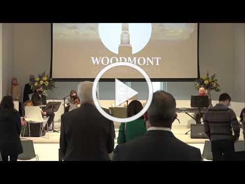 Woodmont Christian Church Feb. 14 Live Stream