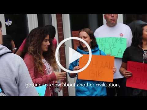 Erasmus Plus: trip from Palestine to UK