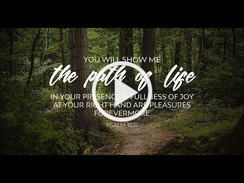 """""""The Path of Life"""""""