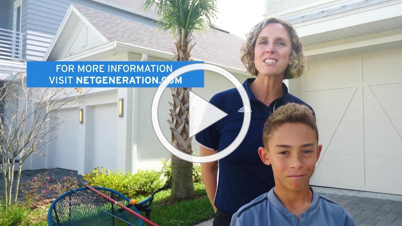 Net Generation: Make a Net