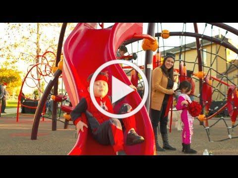Jenni Rivera Memorial Park Playground Opening