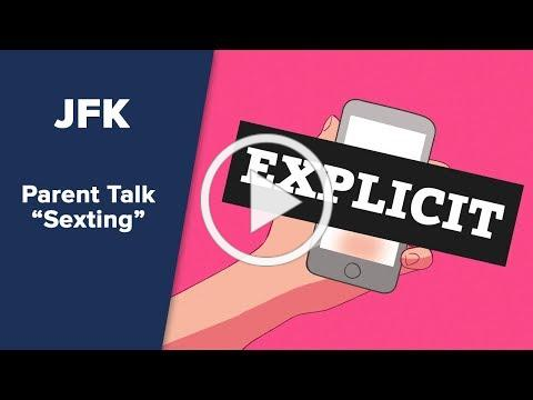"Parent Talk ""Sexting"""