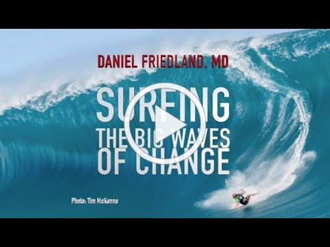 #1 SURFING THE BIG WAVES OF CHANGE - Working with psychological threats