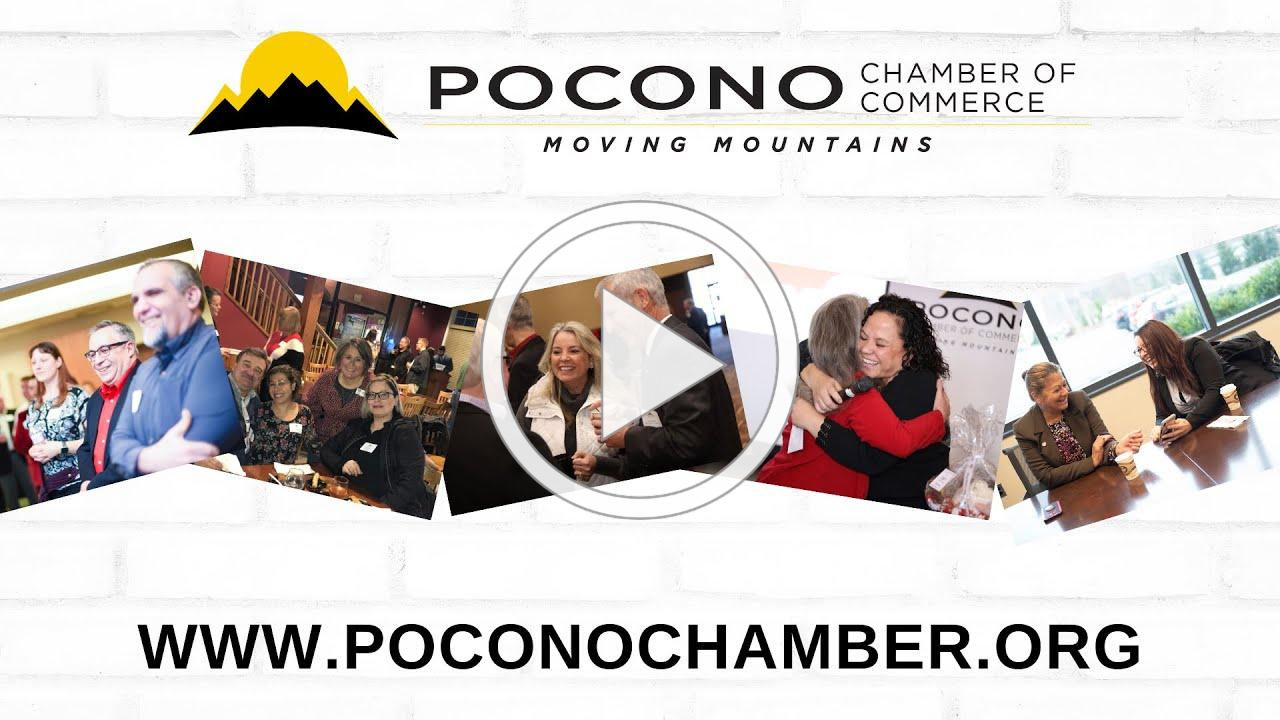 Pocono Chamber - A Look Back on Some of the Smiles We've Shared