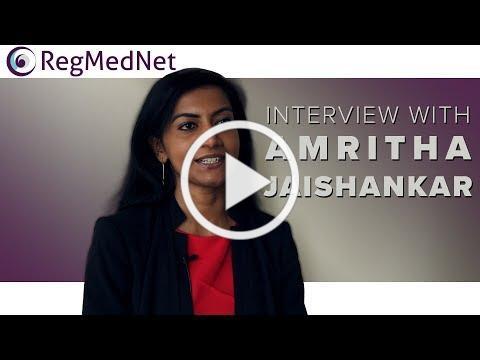 The organoid revolution: an interview with Amritha Jaishankar