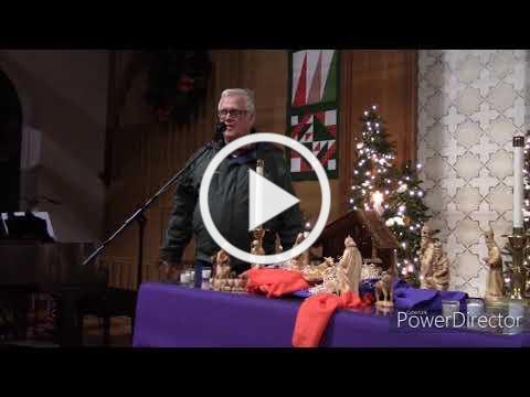 Christmas Worship Service!